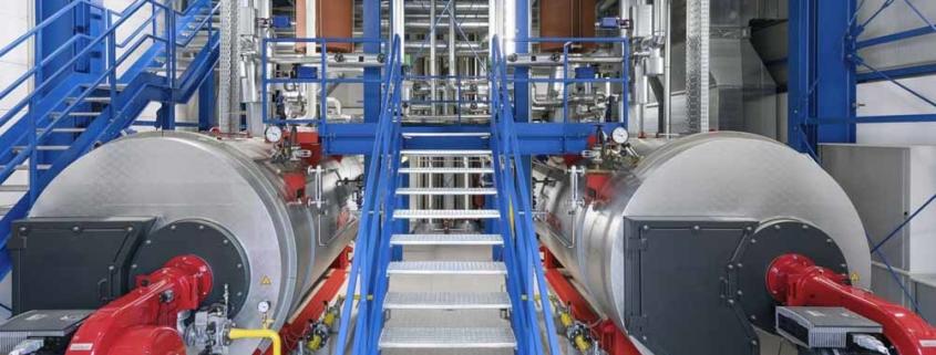 Corso abilitazione alla conduzione di generatori di vapore
