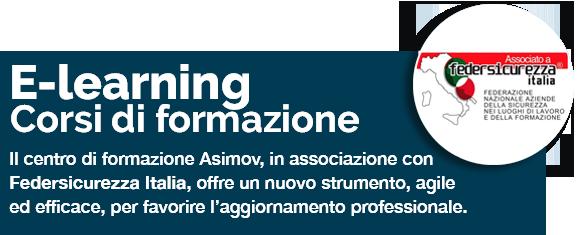 E-learning corsi di formazione